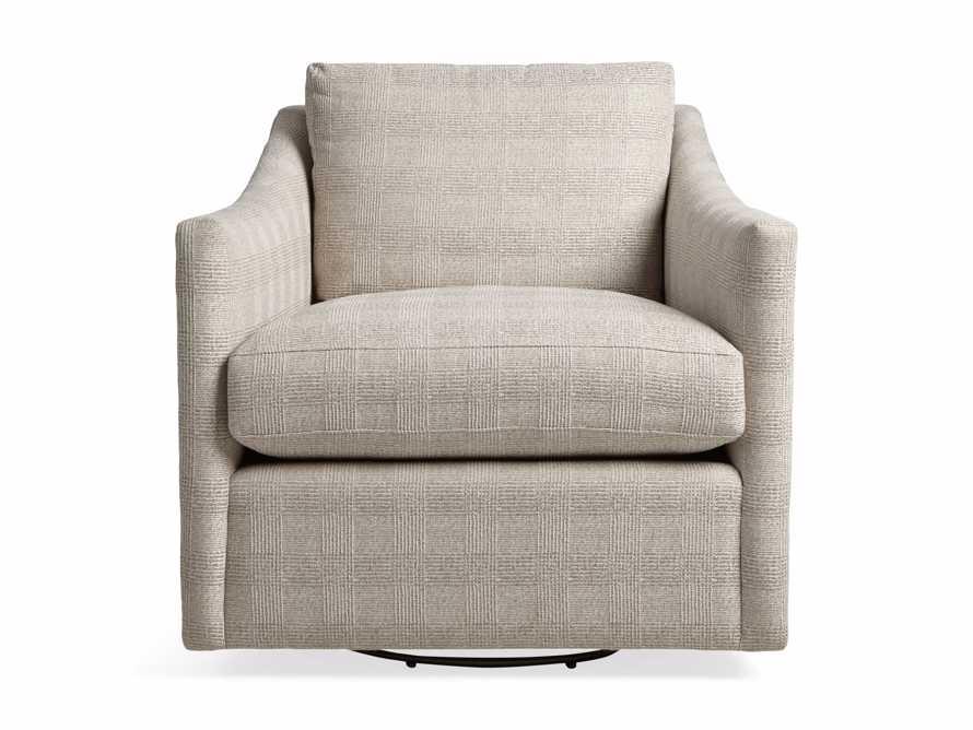 """Branson Upholstered 31"""" Swivel Chair, slide 9 of 10"""