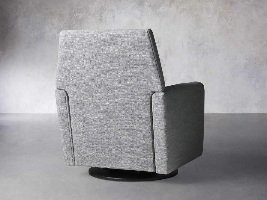 """Harvey Upholstered 31"""" Swivel Recliner, slide 5 of 8"""