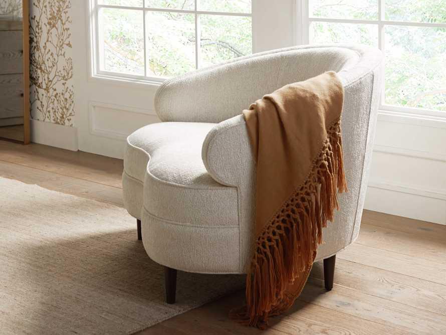 """Flynn Upholstered 46"""" Chair, slide 6 of 9"""