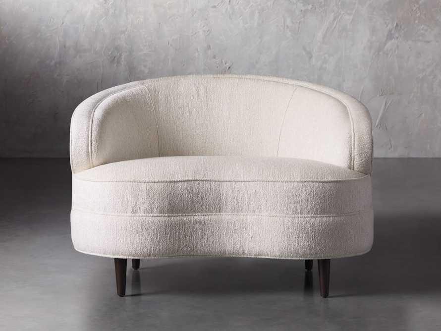"""Flynn Upholstered 46"""" Chair, slide 1 of 7"""