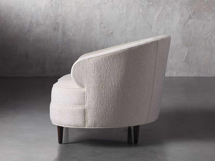 """Flynn Upholstered 46"""" Chair, slide 3 of 7"""