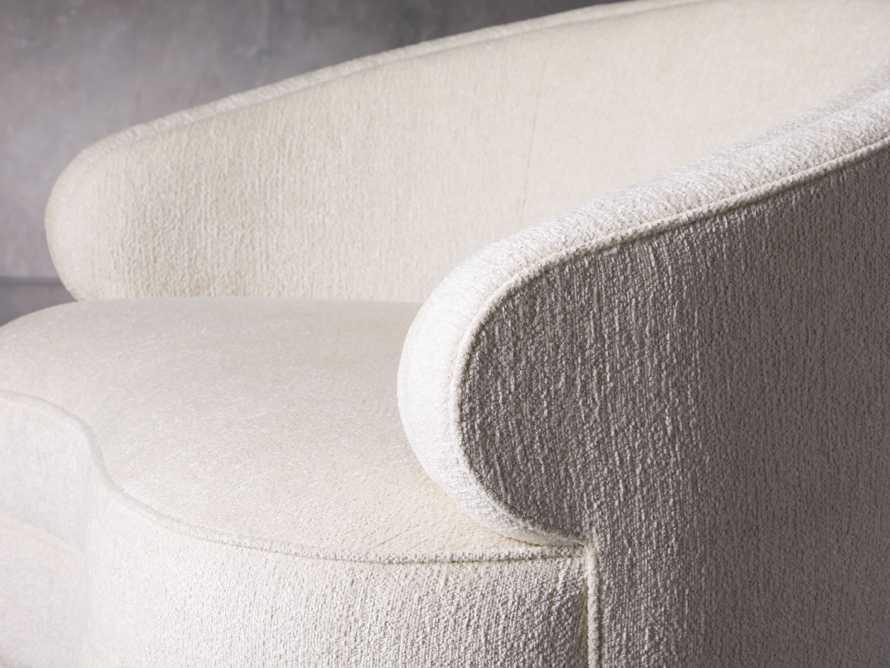 """Flynn Upholstered 46"""" Chair, slide 5 of 7"""