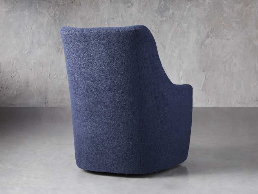 "Cole Upholstered 31"" Swivel Chair, slide 4 of 10"