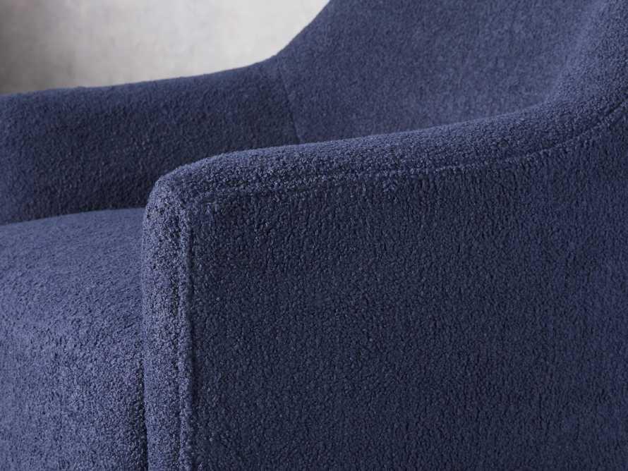 "Cole Upholstered 31"" Swivel Chair, slide 6 of 12"