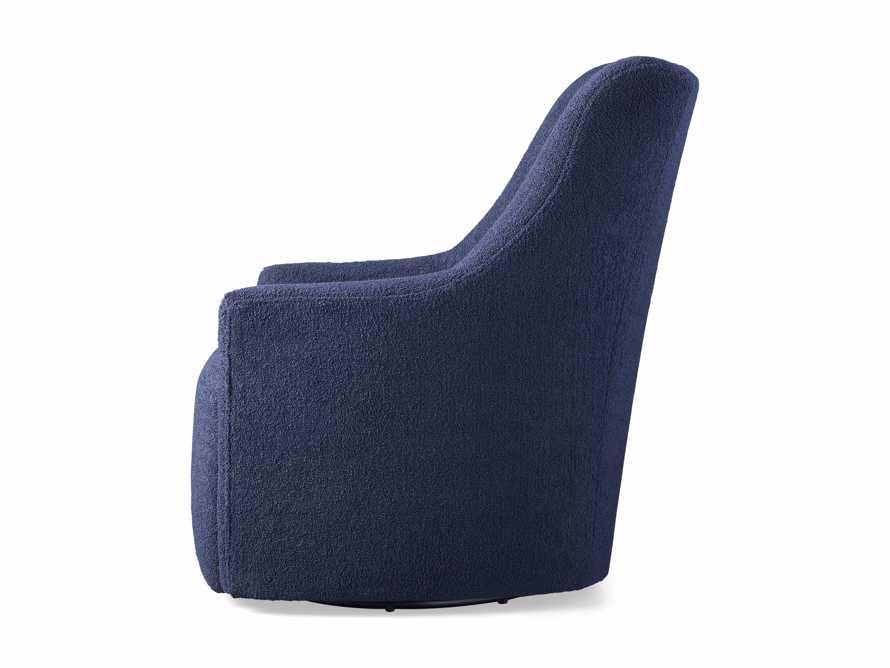 "Cole Upholstered 31"" Swivel Chair, slide 12 of 12"