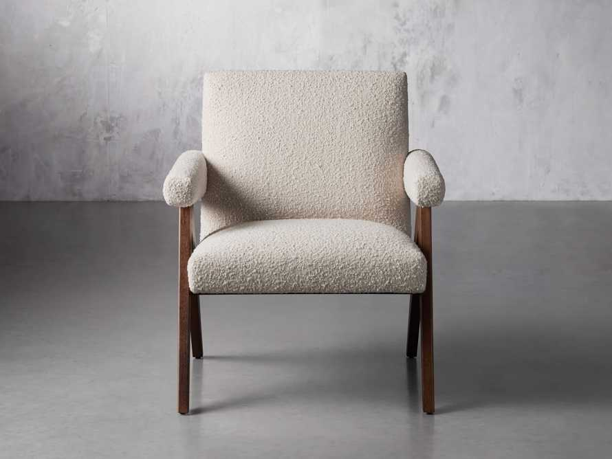 """Elias Upholstered 29"""" Chair, slide 2 of 8"""