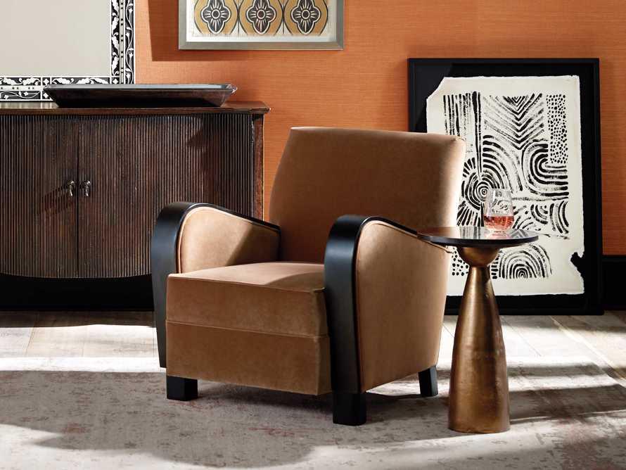 """Delaney Upholstered 29"""" Chair, slide 1 of 9"""
