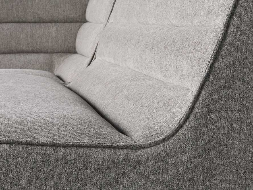 """Archer Upholstered 154"""" Five Piece Sectional, slide 5 of 7"""