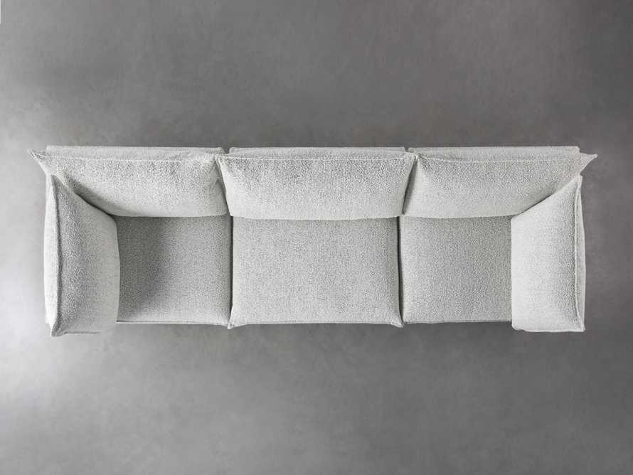 Owen Upholstered Three Piece Sectional, slide 4 of 6