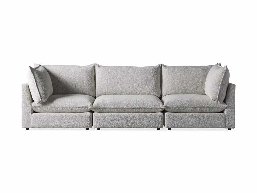 Owen Upholstered Three Piece Sectional, slide 6 of 6