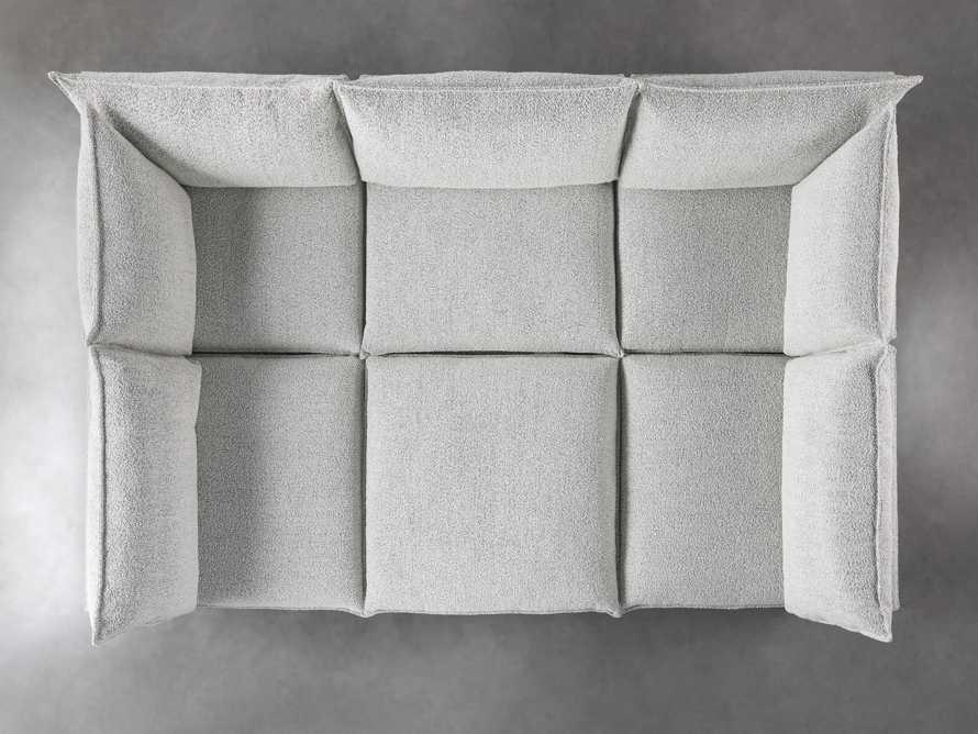 Owen Upholstered Six Piece Corner Sectional, slide 4 of 6