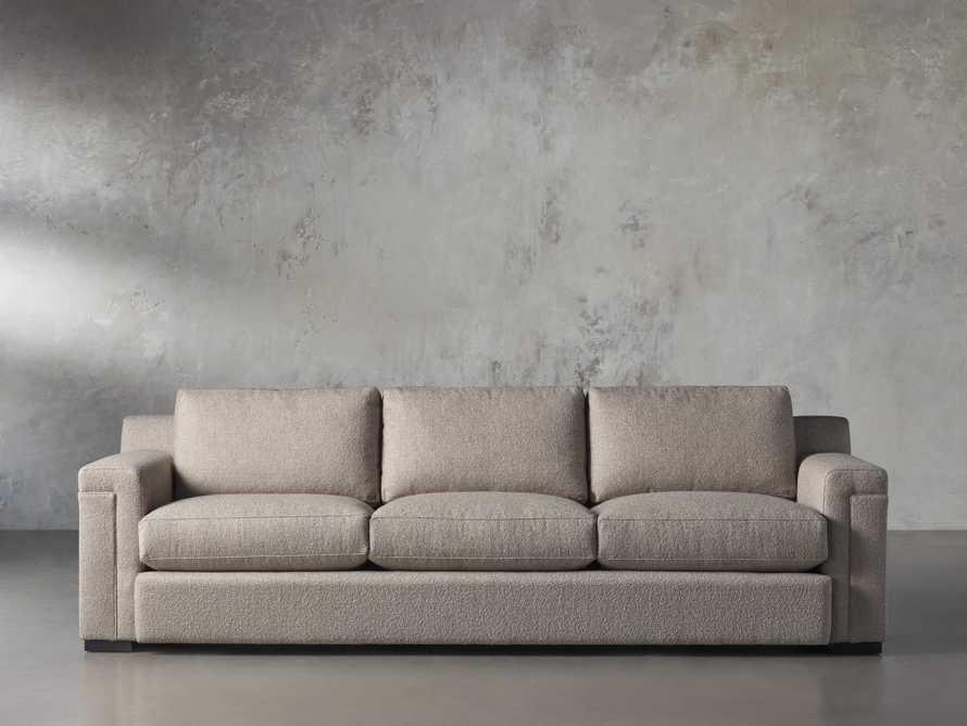 """Chandler Upholstered 106"""" 3 Over 3 Sofa, slide 2 of 9"""