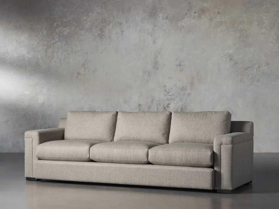 """Chandler Upholstered 106"""" 3 Over 3 Sofa, slide 3 of 9"""