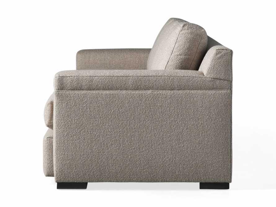 """Chandler Upholstered 106"""" 3 Over 3 Sofa, slide 9 of 9"""