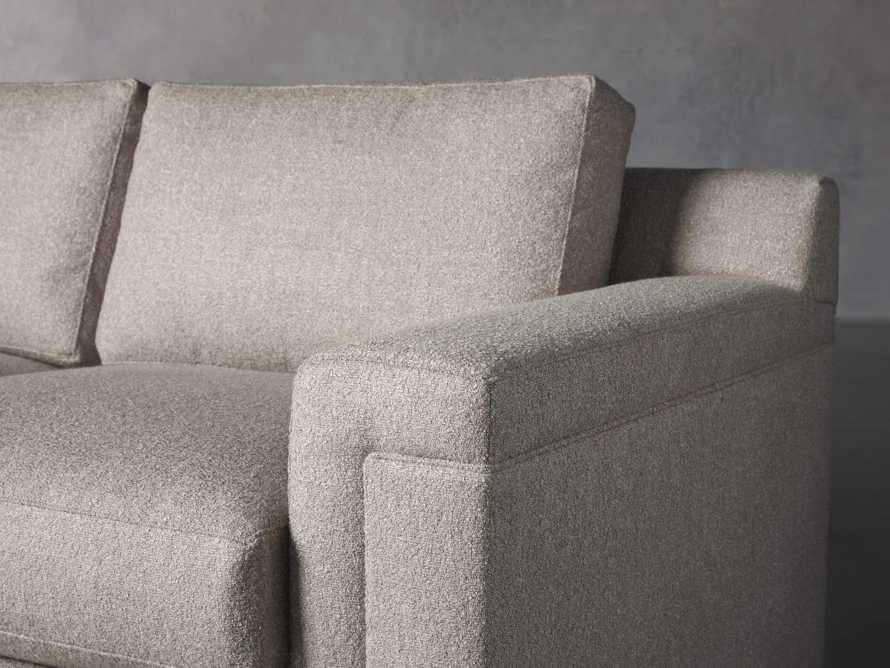 """Chandler Upholstered 106"""" 3 Over 3 Sofa, slide 6 of 9"""