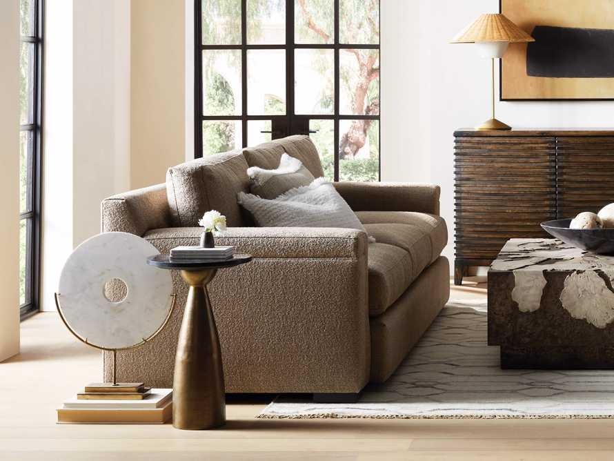 """Chandler Upholstered 106"""" 3 Over 3 Sofa, slide 7 of 9"""