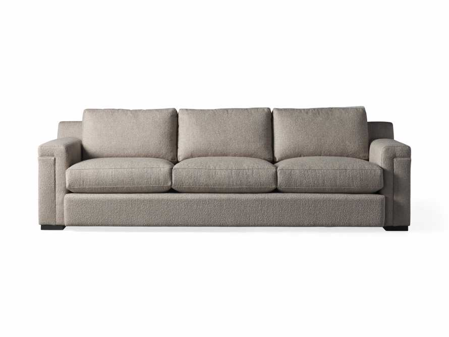 """Chandler Upholstered 106"""" 3 Over 3 Sofa, slide 8 of 9"""