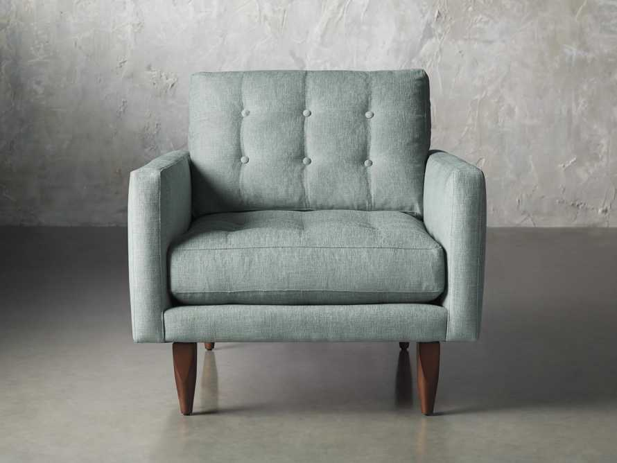 "Ryder Upholstered 34"" Chair, slide 1 of 7"