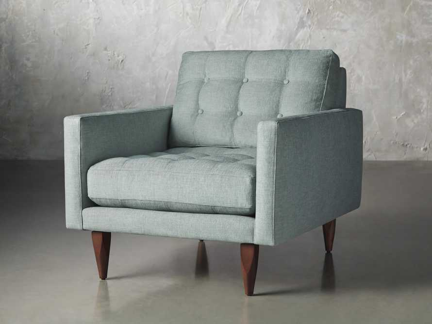 "Ryder Upholstered 34"" Chair, slide 2 of 7"