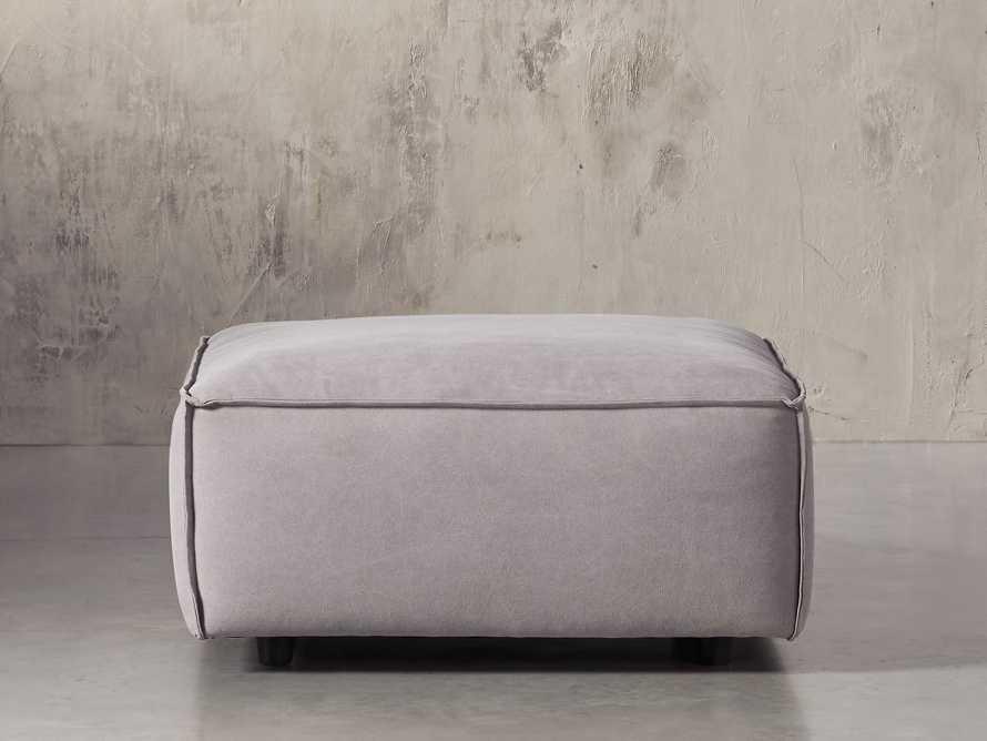 """Coburn Upholstered 38"""" Ottoman, slide 1 of 6"""