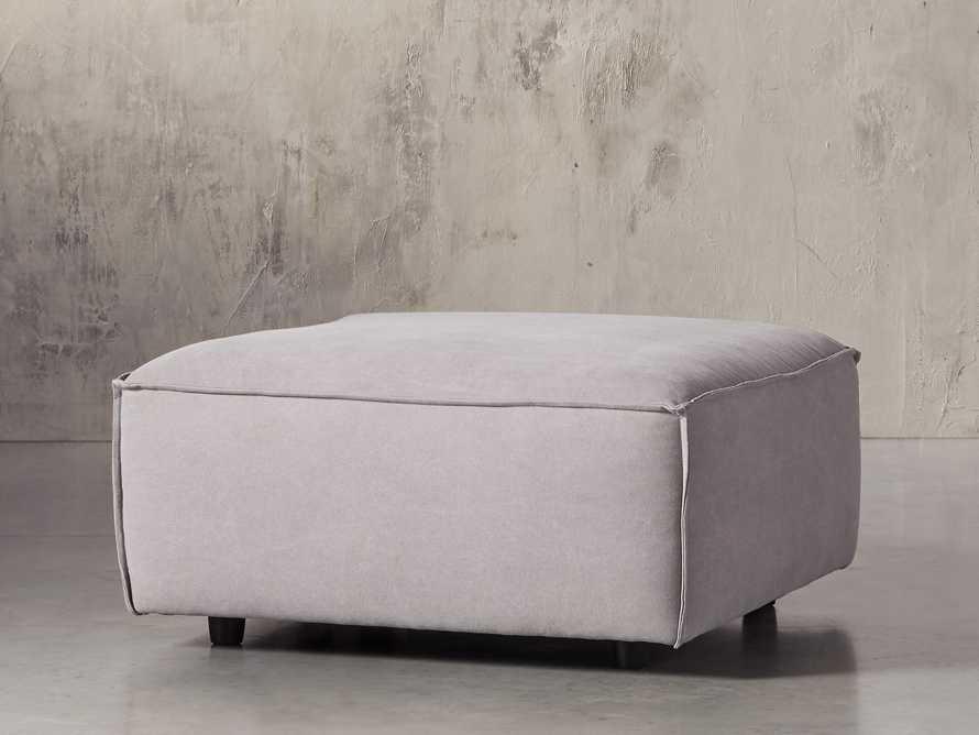 """Coburn Upholstered 38"""" Ottoman, slide 2 of 6"""