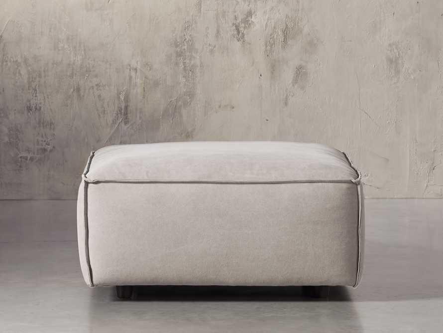 """Coburn Upholstered 38"""" Ottoman, slide 1 of 2"""