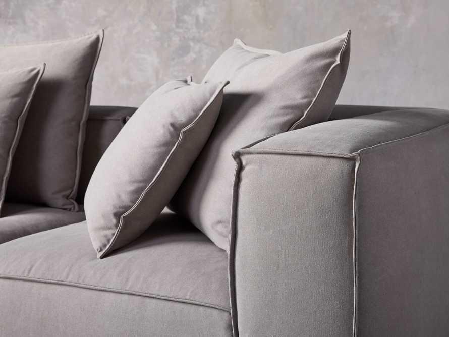 Coburn Upholstered Six Piece Corner Sectional, slide 6 of 7