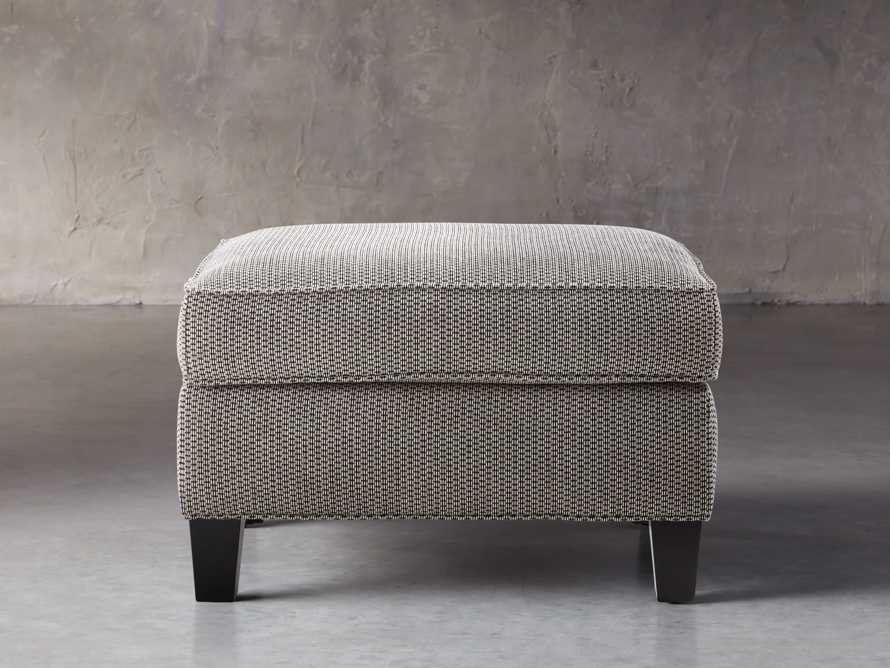 "Paxton Upholstered 29"" Ottoman, slide 1 of 3"