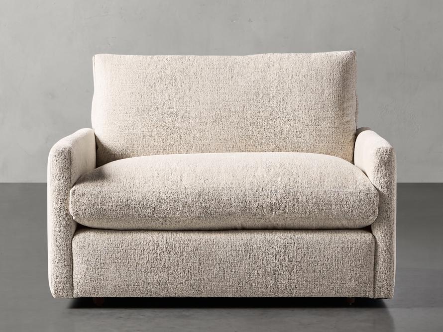 """Kipton Upholstered 51"""" Chair, slide 1 of 7"""