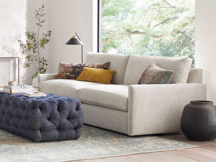 """Kipton Upholstered 94"""" Sofa, slide 1 of 8"""