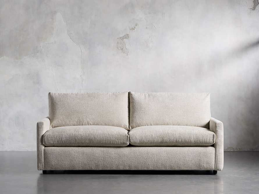 "Kipton Upholstered 84"" Sofa, slide 1 of 8"