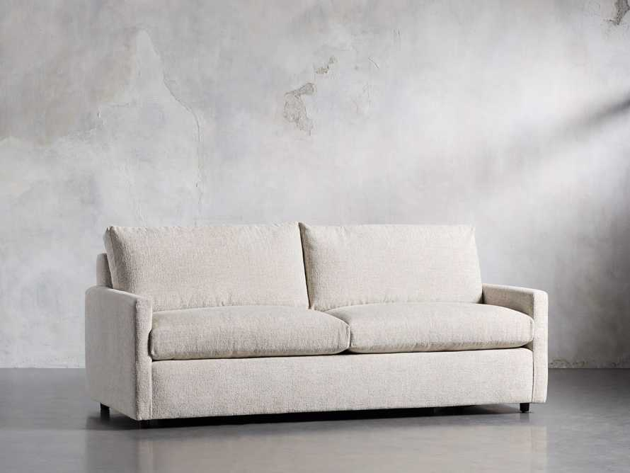 "Kipton Upholstered 84"" Sofa, slide 2 of 8"
