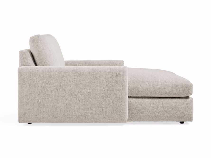 """Kipton Upholstered 51"""" Two Arm Chaise, slide 7 of 7"""