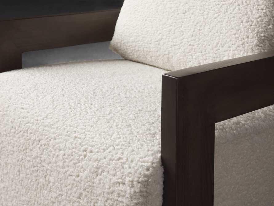 """Harrison Upholstered 30"""" Swivel Chair, slide 6 of 8"""