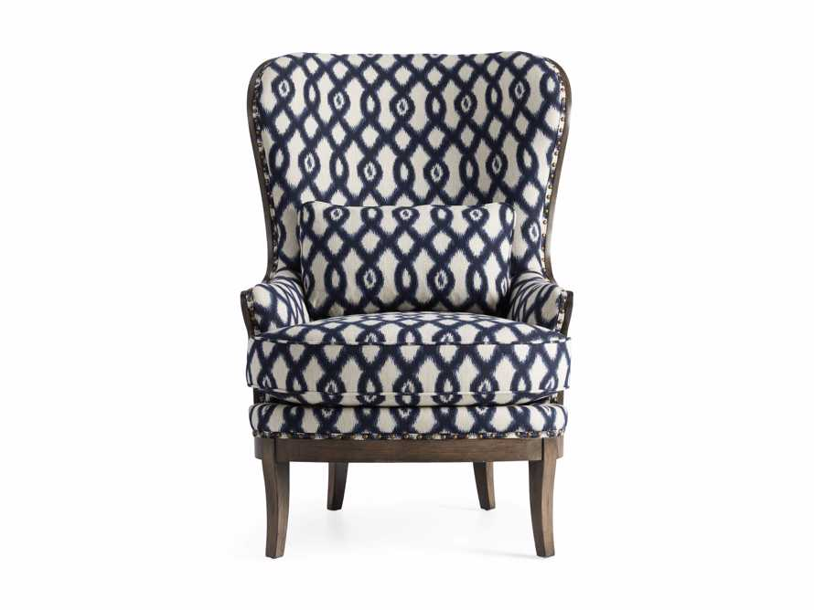 "Portsmouth Upholstered 32"" Chair in 700146-48, slide 8 of 10"