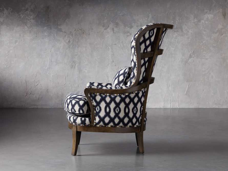 "Portsmouth Upholstered 32"" Chair in 700146-48, slide 3 of 10"
