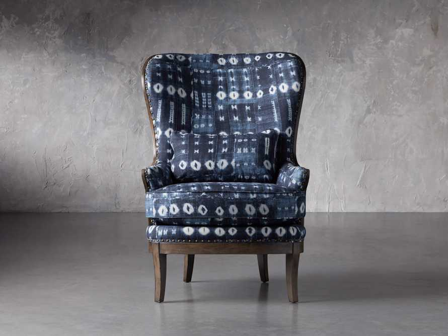 "Portsmouth Upholstered 32"" Chair in 300301-49, slide 2 of 11"