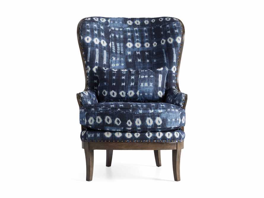 "Portsmouth Upholstered 32"" Chair in 300301-49, slide 9 of 11"