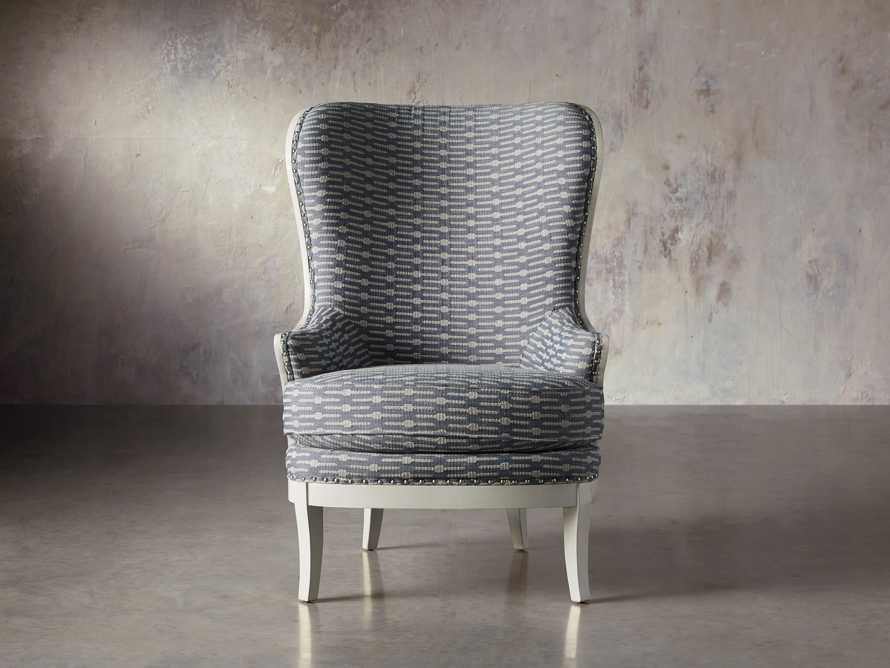 "Portsmouth Upholstered 32"" Chair in 600305-42, slide 2 of 11"