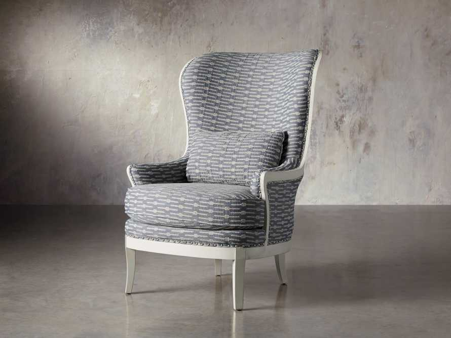 "Portsmouth Upholstered 32"" Chair in 600305-42, slide 3 of 11"