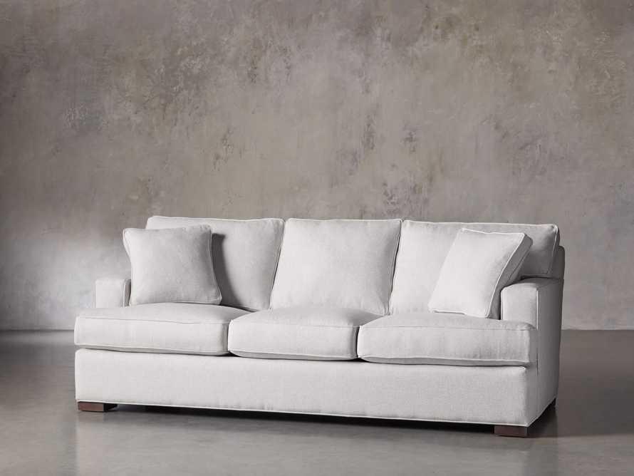"""Dune Upholstered 88"""" Sofa, slide 2 of 9"""