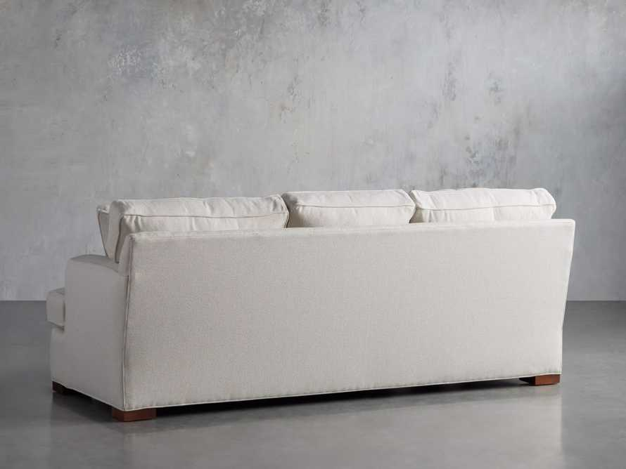 """Dune Upholstered 88"""" Sleeper Sofa with Chaise, slide 8 of 15"""