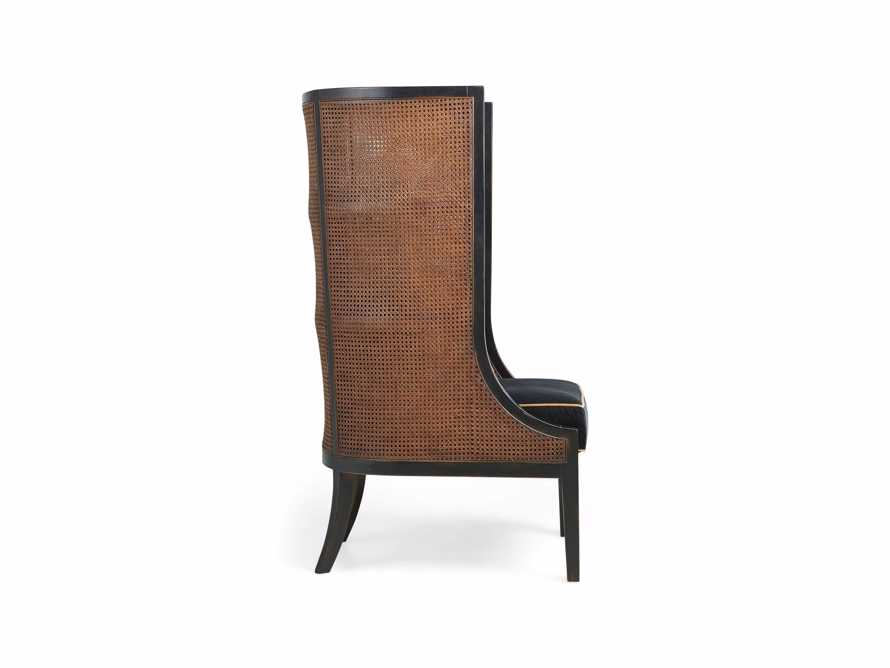 "Kendari Upholstered 32"" Cane Chair"