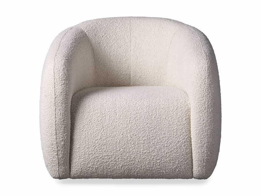 """Fresno Upholstered 36"""" Swivel Chair, slide 10 of 11"""