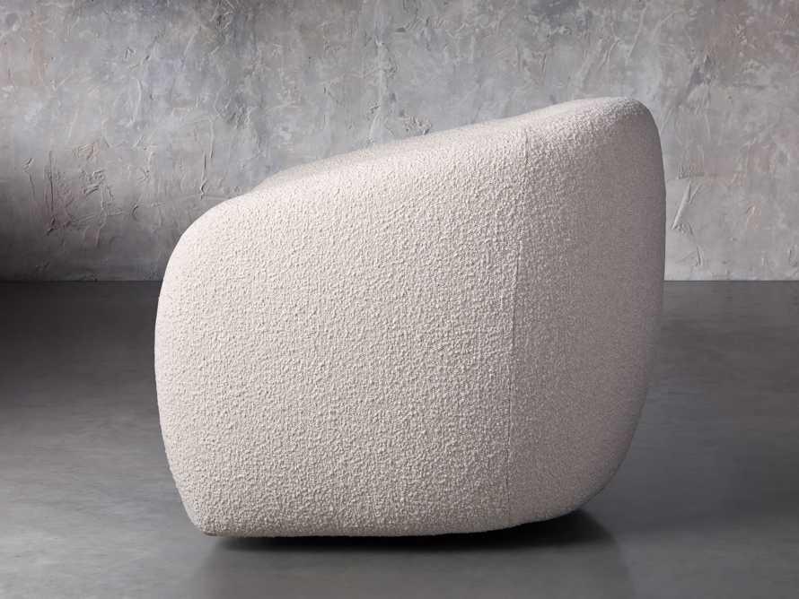 """Fresno Upholstered 36"""" Swivel Chair, slide 4 of 11"""