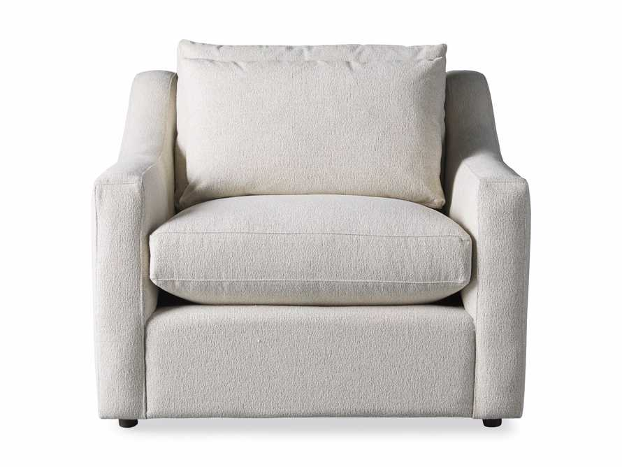 "Ashby Petite Upholstered 36"" Chair, slide 6 of 7"