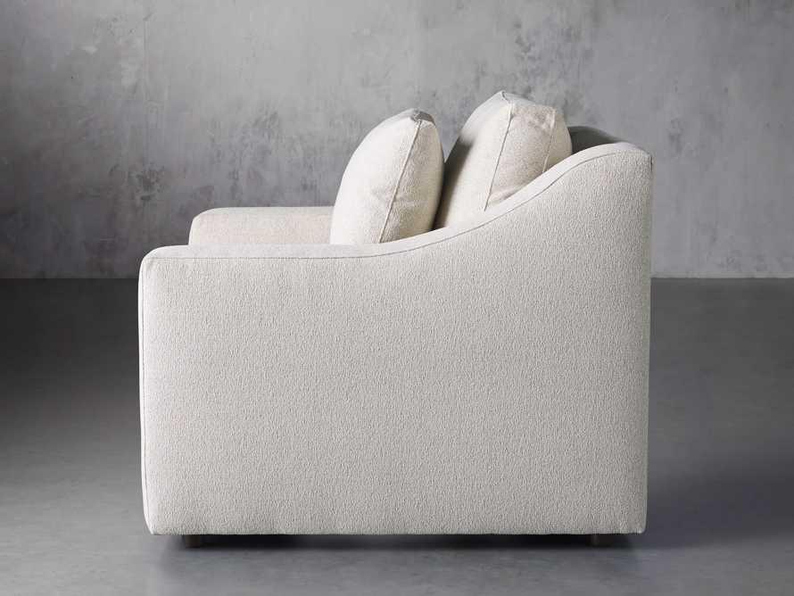 "Ashby Petite Upholstered 36"" Chair, slide 3 of 7"