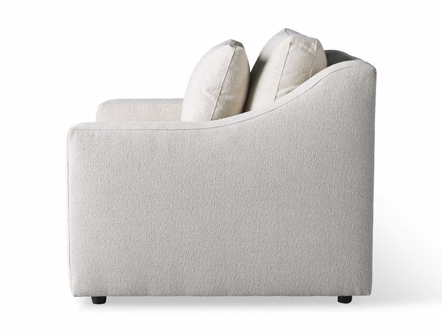 "Ashby Petite Upholstered 36"" Chair, slide 7 of 7"