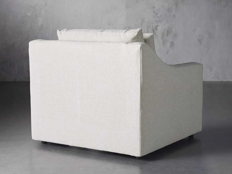 "Ashby Petite Upholstered 36"" Chair, slide 4 of 7"