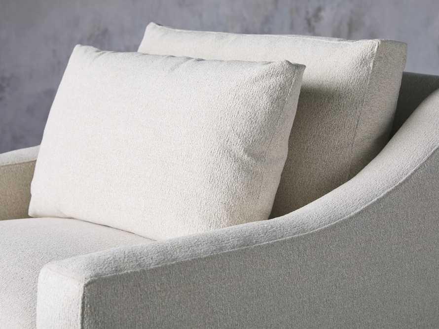 "Ashby Petite Upholstered 36"" Chair, slide 5 of 7"